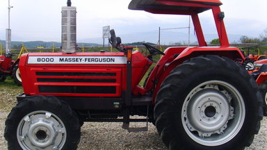 Others Massey Ferguson 8000